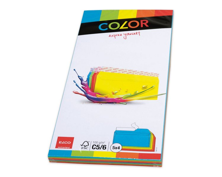 Elco envelope color 74617-00 Image