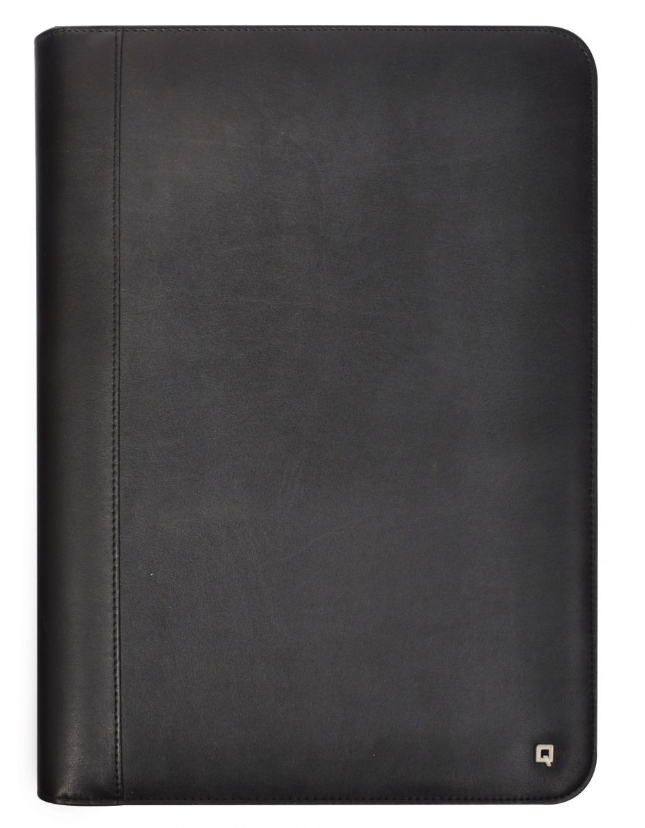 DesQ A4 Zipper Conference Folder with Ring Mechanism Image