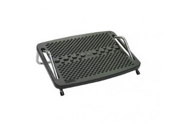 Micro Meilon Ergonomic Footrest with Metal Support Image