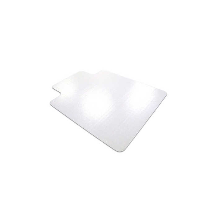 Floortex 120x150 Studded Lipped Chair mat for Carpets Image