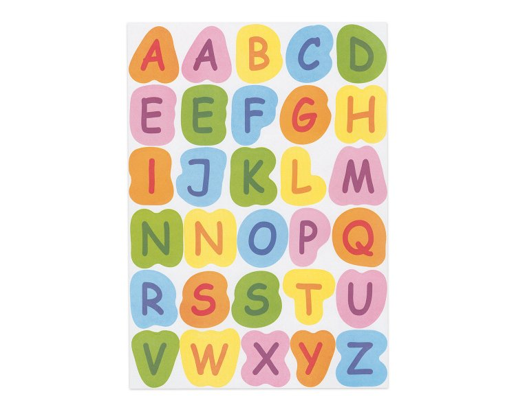 ELCO Creative Kids letters ABC Image